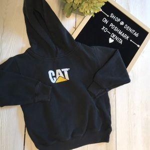 Shirts & Tops - Boy's Cat Hooded Sweatshirt Size 4/5